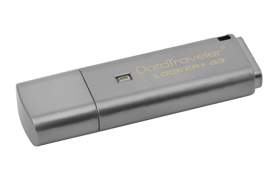 USB3.0 32GB Kingston DataTraveler Locker+ G3 (DTLPG3/32GB)