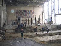 Демонтаж, Снос  сооружений, разборка строений, построек, зданий. Старого дома Киев