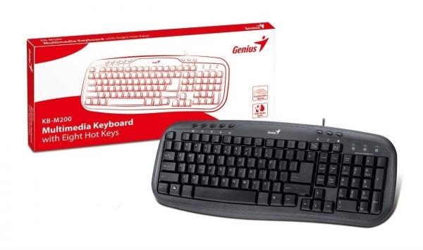 Клавиатура Genius KB-M200 (31310049110)