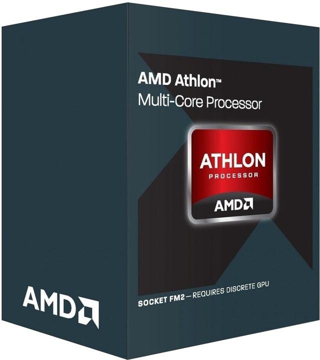 Athlon X4 880K (Socket FM2+) BOX (AD880KXBJCSBX) Near Silent Thermal Solution