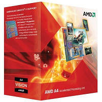 Процессор AMD A4 X2 5300 (Socket FM2) Box