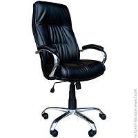 Офисное Кресло Руководителя Примтекс плюс Kometa Chrome Tilt D-5