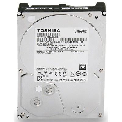 Накопитель HDD SATA 3.0Tb Toshiba Mars, 7200 rpm 64Mb, DT01ACA300
