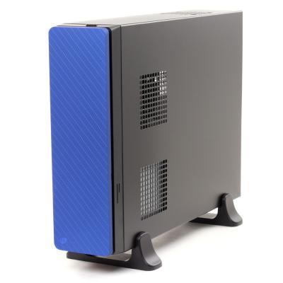 Корпус ProLogix M02/105R Dark Blue PSMS-400-8cm MicroATX/ITX