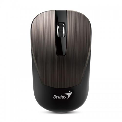 Мышь беспроводная Genius NX-7015 USB коричневая (31030119102)