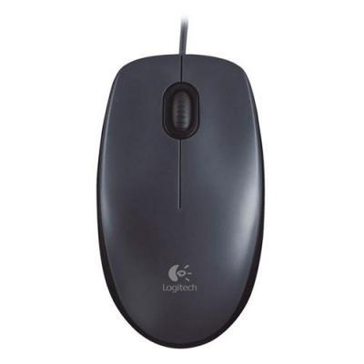 Мишка Logitech M90 Corded Black (910-001794)