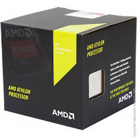 Процессор AMD Athlon X4 880K FM2+, 4.0GHz, W95, Black Edition, Box (AD880KXBJCSBX)