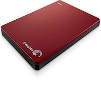 """Накопитель внешний 2.5"""" USB 1.0Tb Seagate Backup Plus Portable (USB, Red, STDR1000203)"""