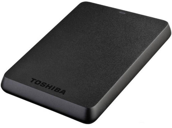 "Накопитель внешний HDD ext 2.5"" USB 500GB TOSHIBA Canvio Basics (HDTB305EK3AA)"