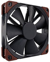 Вентилятор Noctua NF-F12iPPC-2000 IP67 PWM,120х120х25мм,4-pin,черный