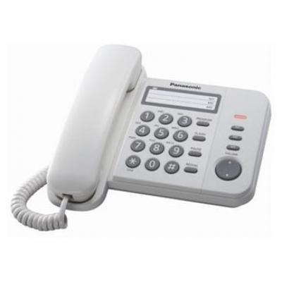 Телефон KX-TS2352UAW PANASONIC