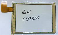 Nomi c07850 XN1308V2 Bravis NP844 сенсор тачскрін чорний якісний