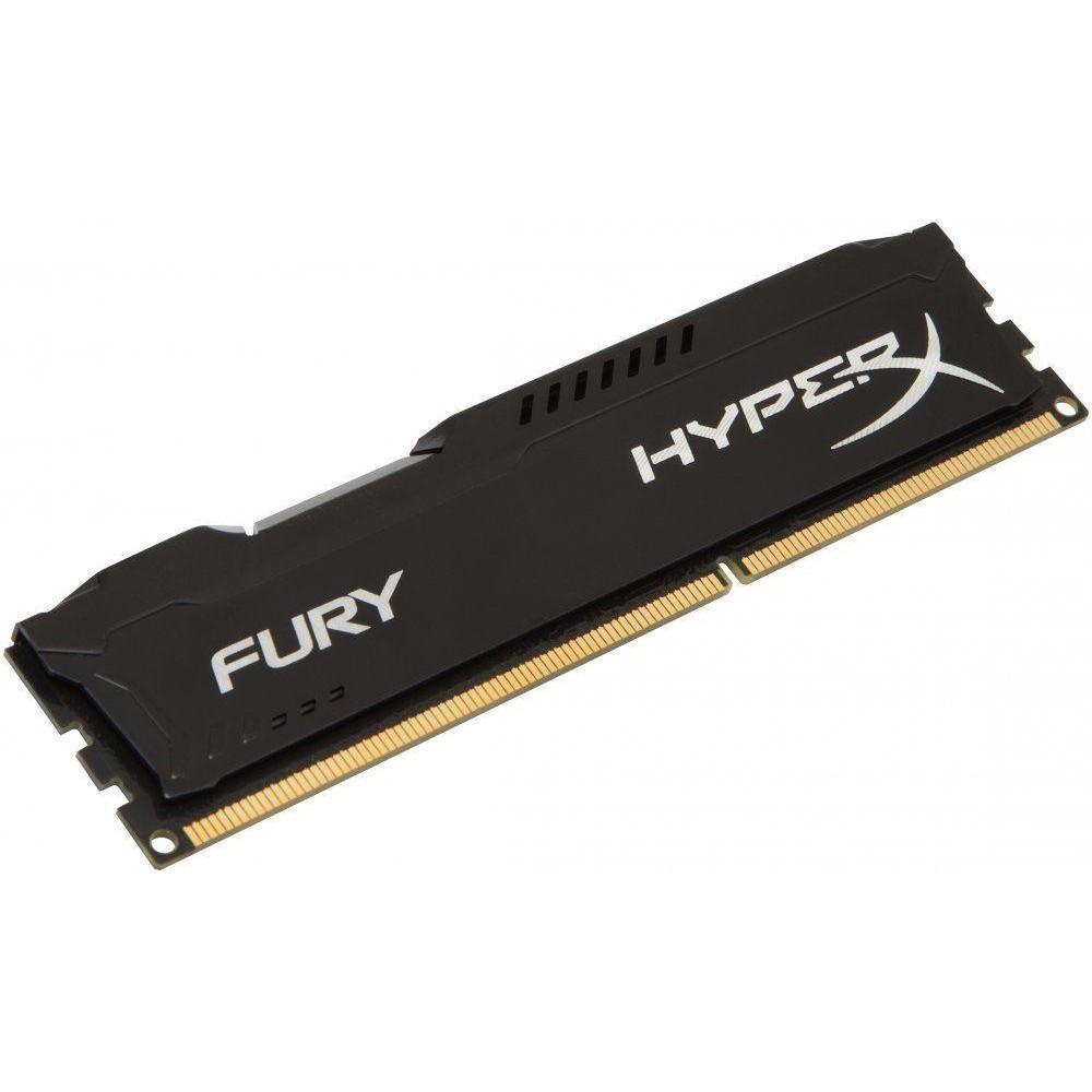 Модуль памяти DDR3 8Gb 1600 MHz HyperX Fury Black Kingston (HX316C10FB/8)