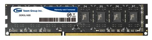 Модуль памяти DDR3 4GB 1600 MHz Team (TED3L4G1600C1101)