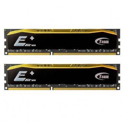Модуль памяти DDR4 2x4GB 2400MHz Team Elite Plus UD-D4 (TPD48G2400HC16DC01)