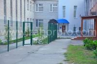Заборы для школ и детских площадок