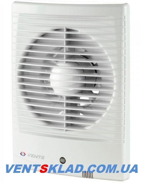 Вентилятор осевой вытяжной до 188 м3/час Вентс 125 М3 пресс