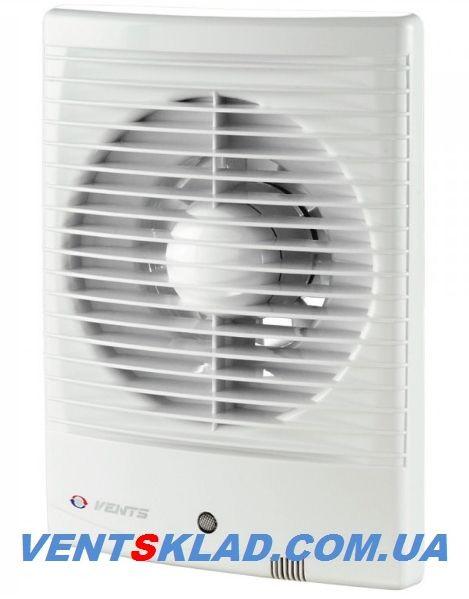 Бытовой вентилятор до 345 м3/час Вентс 150 М3 турбо