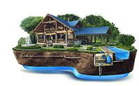 Водоснабжение, канализация, средства для промывки и защиты оборудования, чистящие и моющие средства