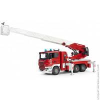 Машинки Для Игр И Модельные Bruder Пожарная машина Scania R-series (3590)