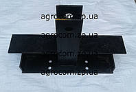 Кронштейн передних грузов МТЗ, ЮМЗ, фото 1