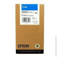 Картриджи И Чернила Для Струйных Принтеров Epson T6032
