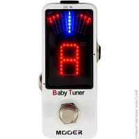 Тюнер Mooer Baby Tuner