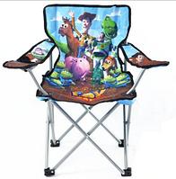 Детский стул B20668 складной, с рисунком, цвета в ассортименте