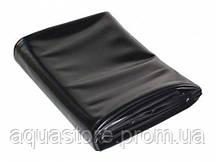 Пленка ПВХ для прудов Черный стандарт Италия (0,5 мм), ширина 4м