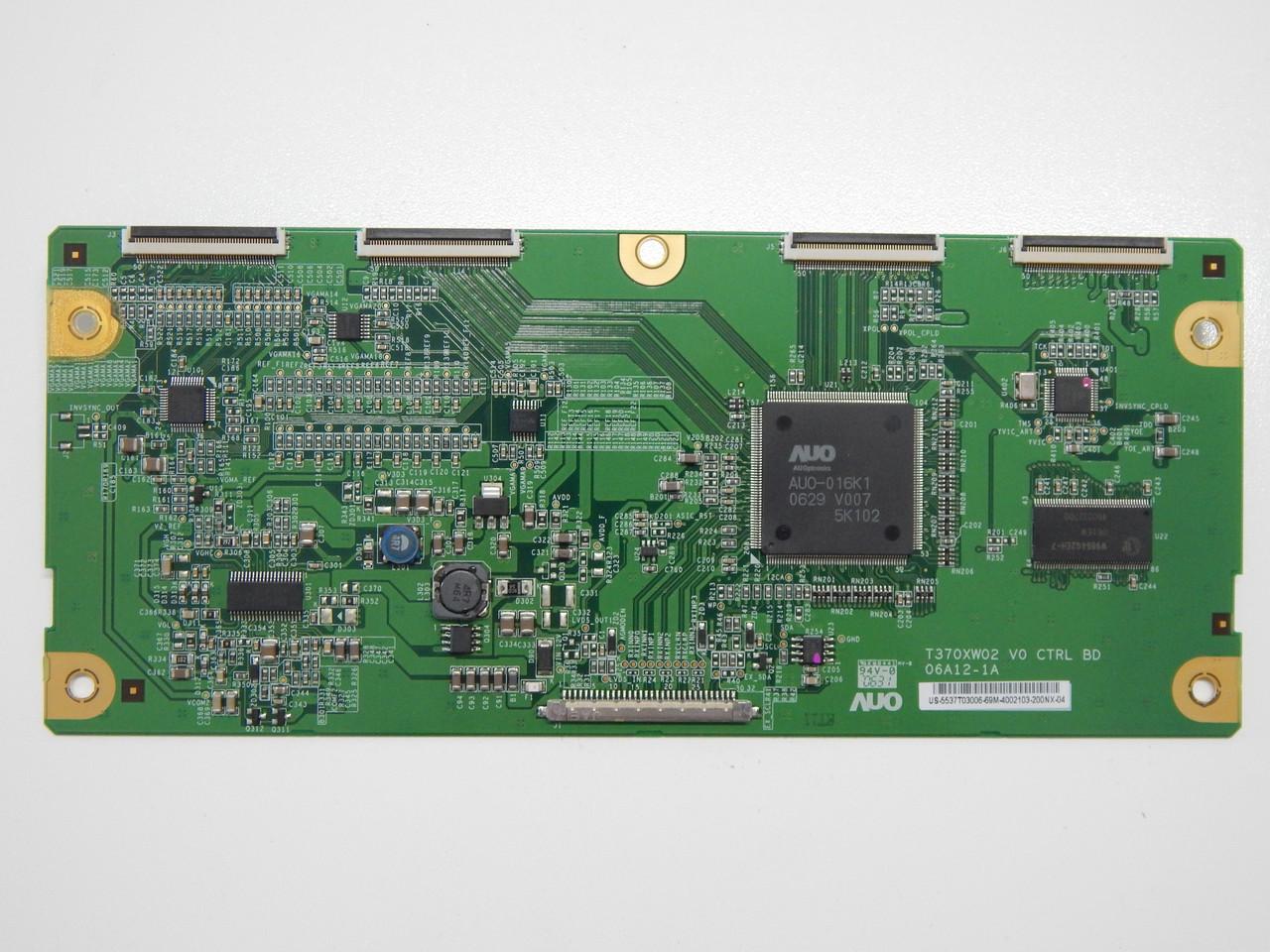 T-CON для телевізора JVS LT-37R71SU