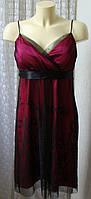 Платье вечернее сарафан черный Jake's р.42 6587а