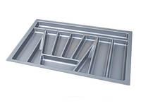 Лоток для столовых приборов Verso 800 мм серый