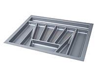 Лоток для столовых приборов Verso 700 мм серый