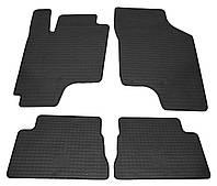 Резиновые коврики для Hyundai Getz 2002-2011 (STINGRAY)