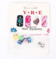 Акриловые фигурки для дизайна YRE