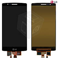 Дисплей + touchscreen (сенсор) для LG G Flex 2 H950, оригинальный (черный)