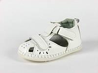 Детская обувь пинетки Clibee арт.TS-F-33 Белый (Размеры: 10-13)