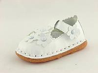 Детская обувь пинетки Clibee арт.TS-D-501 Белый (Размеры: 14-19)