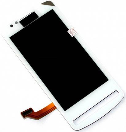 Модуль NOKIA 700 (оригинал) дисплей экран, сенсор тач скрин для телефона смартфона, фото 2