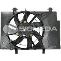 Диффузор кондиционера Ford Fiesta 08-- RDFD67059A 1577572