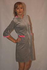Велюровые халаты , фото 3