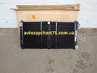 Радиатор Нива Шевроле, Ваз 2123 (медь) 3-х рядный , производитель завод Оренбургский радиатор , Россия