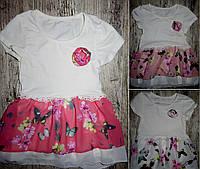 Платье для девочек Fashion  2-4-6-8-10-12 лет.