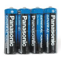 Батарейка Panasonic R6 (AA)