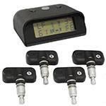Система контроля давления в шинах Insider TPMS EK216I (4 датчика) с LCD дисплеем для автомобилей