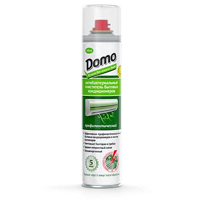 Антибактериальный очиститель бытовых кондиционеров ХАДО Domo