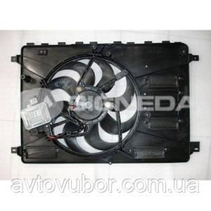 Диффузор радиатора Ford S-MAX 06-09 RDFDR007A 1671530