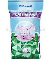 Kormil оптимум гровер-финишер 15%10%