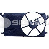 Диффузор радиатора Ford Focus 05-08 RDFD62004S0 5M5H8C607AA