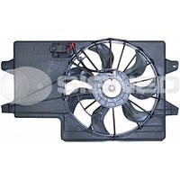 Диффузор радиатора Ford Focus 08-10 RDFD67041A 8S4Z8C607A